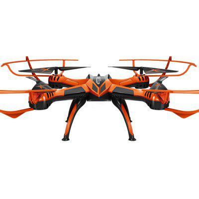 Attop A10 WiFi RC Drone with Real-time Transmission / 360 Degree Flip / 6-axis GyroscopeRC Quadcopters<br>Attop A10 WiFi RC Drone with Real-time Transmission / 360 Degree Flip / 6-axis Gyroscope<br><br>Battery: 3.7V /800 mAH<br>Built-in Gyro: 6 Axis Gyro<br>Channel: 4-Channels<br>Charging Time.: 90 - 120 Minutes<br>Compatible with Additional Gimbal: No<br>Detailed Control Distance: About 100m<br>Flying Time: 6-8mins<br>Functions: Sideward flight, Voice control, Up/down, Forward/backward, Waypoints, 3D rollover<br>Level: Beginner Level<br>Mode: Mode 2 (Left Hand Throttle)<br>Model Power: 1 x Lithium battery(included)<br>Package Contents: 1 x  Aircraft;  1 x  Remote Control;  1 x USB data  cable;  2 x   Wind leaves;  1 x screwdriver;  1 x  English  Instruction book.<br>Package weight: 1.3580 kg<br>Product size (L x W x H): 41.00 x 41.00 x 11.00 cm / 16.14 x 16.14 x 4.33 inches<br>Product weight: 0.1332 kg<br>Radio Mode: Mode 1 (Right-hand Throttle)<br>Remote Control: Radio Control<br>Transmitter Power: 4 x 1.5V AA battery(not included)<br>Type: Quadcopter