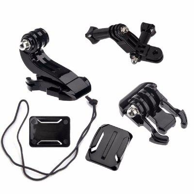 Action Camera Accessories Chest Strap Base Mount Set For GoPro Hero 5/4/3 Xiaomi Yi 4K SJCAM SJ4000
