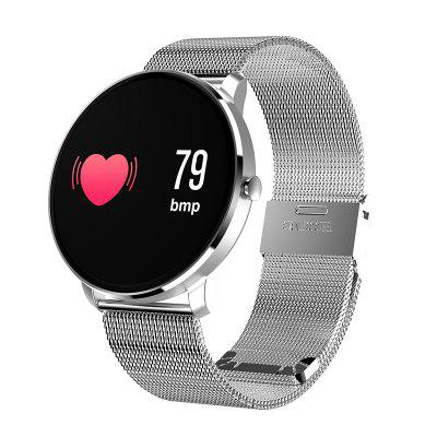 Smart Watch CF007S Touch Screen Wearable Devices Heart Rate Monitor for Android IOS Smart Electronics IP67