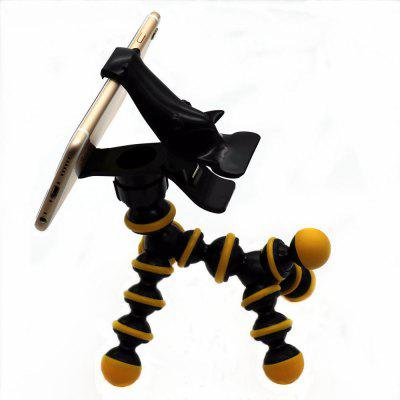 Small Zebra Tripod for PhoneStands &amp; Holders<br>Small Zebra Tripod for Phone<br><br>Package Contents: 1 x Tripod Monopod Bracket<br>Package size (L x W x H): 16.00 x 12.00 x 16.00 cm / 6.3 x 4.72 x 6.3 inches<br>Package weight: 0.1100 kg<br>Product weight: 0.1000 kg