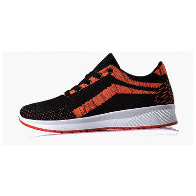 Men Trend Sports Sneakers Casual Flats Travel Fitness ShoesMen's Sneakers<br>Men Trend Sports Sneakers Casual Flats Travel Fitness Shoes<br><br>Available Size: 39 - 44<br>Closure Type: Lace-Up<br>Feature: Breathable<br>Gender: For Men<br>Outsole Material: Rubber<br>Package Contents: 1 x Sports Shoes (pair)<br>Package Size(L x W x H): 30.00 x 18.00 x 10.00 cm / 11.81 x 7.09 x 3.94 inches<br>Package weight: 0.3300 kg<br>Pattern Type: Others<br>Season: Spring/Fall<br>Upper Material: Cotton Fabric
