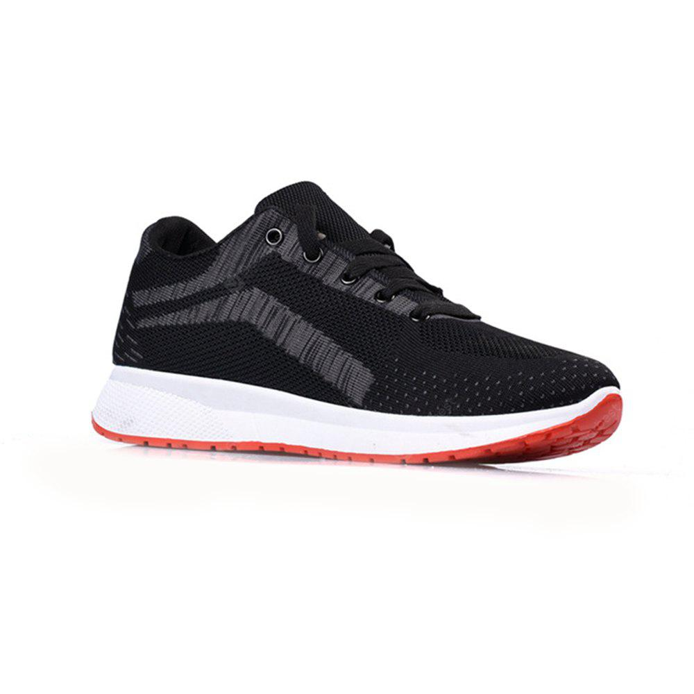 Men Trend Sports Sneakers Casual Flats Travel Fitness Shoes