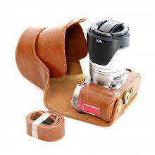 PU Leather Camera Case Bag for Fujifilm X-A3 coupons