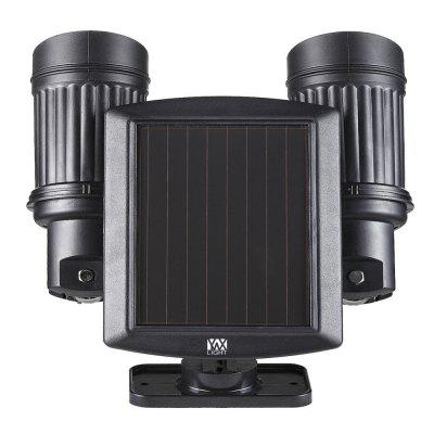 YWXLight 14 LED Dual Lamp Outdoor Adjustable PIR Solar Light Power Motion Sensor  Household Telescope SpotlightOutdoor Lights<br>YWXLight 14 LED Dual Lamp Outdoor Adjustable PIR Solar Light Power Motion Sensor  Household Telescope Spotlight<br><br>Brand: YWXLight<br>Bulb Included: Yes, Yes<br>Color Temperature or Wavelength: 2700 - 3200K / 6000 - 6500K, 2700 - 3200K / 6000 - 6500K<br>Features: Human Body Sensor, Human Body Sensor, Waterproof, Waterproof<br>Fixture Material: Plastic, Plastic<br>LED Color: White,Warm White, White,Warm White<br>LED Quantity: 14 LED, 14 LED<br>Lifetime ( h ): More Than  50000, More Than  50000<br>Light Source Color: Warm White,Cold White, Warm White,Cold White<br>Package Contents: 1 x YWXLight Solar Lamp, 1 x YWXLight Solar Lamp<br>Package size (L x W x H): 21.30 x 11.40 x 11.40 cm / 8.39 x 4.49 x 4.49 inches, 21.30 x 11.40 x 11.40 cm / 8.39 x 4.49 x 4.49 inches<br>Package weight: 0.6540 kg, 0.6540 kg<br>Power Supply: Solar Powered, Solar Powered<br>Primary Application: Outdoor Lighting,Hallway or Stairwell,Residential, Outdoor Lighting,Hallway or Stairwell,Residential<br>Product size (L x W x H): 19.50 x 20.00 x 7.50 cm / 7.68 x 7.87 x 2.95 inches, 19.50 x 20.00 x 7.50 cm / 7.68 x 7.87 x 2.95 inches<br>Product weight: 0.3650 kg, 0.3650 kg<br>Switch Type: Others, Others<br>Type: Street Lamp, LED Floodlight, Lawn Lights, LED Floodlight, LED Solar Lights, Street Lamp, LED Solar Lights<br>Voltage: 3.7V,5V DC, 3.7V,5V DC<br>Wattage: 7W, 7W