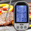 Kitchen Digital Wireless Meat Thermometer for Oven Food Cooking and BBQ Smoker Thermometers - GREY