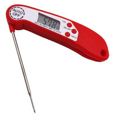 Digital Meat Thermometer Instant Fast Read For Grilling Cooking Food BBQ or Candy Thermometers