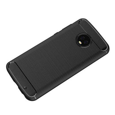 JOFLO Phone Case for MOTO G6 Plus Brushed Skid-Proof Carbon Fiber TPU CoverCases &amp; Leather<br>JOFLO Phone Case for MOTO G6 Plus Brushed Skid-Proof Carbon Fiber TPU Cover<br><br>Color: Black,Red,Gray,Cadetblue<br>Compatible Model: MOTO G6 Plus<br>Features: Back Cover<br>Material: TPU, Carbon<br>Package Contents: 1 x Case<br>Package size (L x W x H): 17.00 x 8.00 x 1.20 cm / 6.69 x 3.15 x 0.47 inches<br>Package weight: 0.0026 kg<br>Product Size(L x W x H): 16.50 x 7.60 x 1.20 cm / 6.5 x 2.99 x 0.47 inches<br>Product weight: 0.0025 kg<br>Style: Solid Color, Novelty