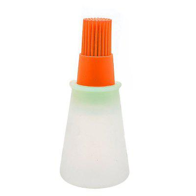 Silicone Barbecue Brush High Temperature Oil Brushs Baking Tools Barbecues Oils Bottle Sweeping Kitchen Utensils