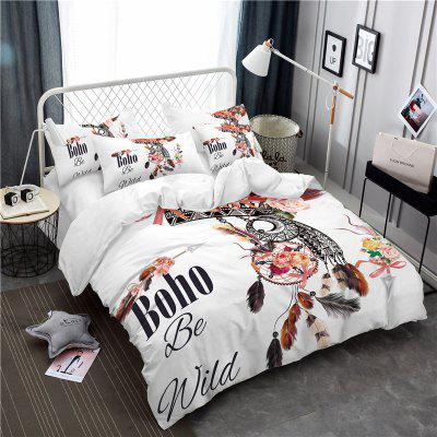 Bohemia 3D Series of Angry Birds Feathery Bedding Three Pieces Four Pieces Set AS32Bedding Sets<br>Bohemia 3D Series of Angry Birds Feathery Bedding Three Pieces Four Pieces Set AS32<br><br>Category: Bedding Set<br>For: All<br>Functions: Multi-functions<br>Material: Cotton, Polyester<br>Occasion: School, Bedroom<br>Package Contents: 1 x Duver Cover,2 x Pillowcases,1 x Bed Sheet or 1 x Duver Cover,2 x Pillowcases,<br>Package size (L x W x H): 24.00 x 20.00 x 5.00 cm / 9.45 x 7.87 x 1.97 inches<br>Package weight: 1.1900 kg
