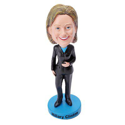 Resin Shaking Head Figurine ToyReality Star<br>Resin Shaking Head Figurine Toy<br><br>Completeness: Finished Goods<br>Gender: Unisex<br>Materials: Resin<br>Package Contents: 1x Shaking Head Doll<br>Package size: 15.00 x 10.00 x 10.00 cm / 5.91 x 3.94 x 3.94 inches<br>Package weight: 0.1500 kg<br>Stem From: Europe and America<br>Theme: Reality