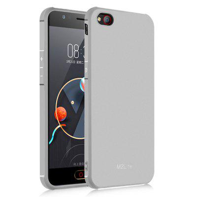 Shockproof Soft Silicone Cover for Nubia M2 Lite Case Fashion Full Protective Phone Case