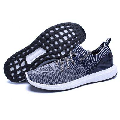 2018 New Summer Air-Mesh ShoesMen's Sneakers<br>2018 New Summer Air-Mesh Shoes<br><br>Available Size: 39-44<br>Closure Type: Lace-Up<br>Feature: Breathable<br>Gender: For Men<br>Insole Material: PU<br>Lining Material: Cotton Fabric<br>Outsole Material: Rubber<br>Package Contents: 1 x Shoes (pair)<br>Package Size(L x W x H): 30.00 x 20.00 x 10.00 cm / 11.81 x 7.87 x 3.94 inches<br>Package weight: 0.5000 kg<br>Pattern Type: Others<br>Season: Spring/Fall<br>Shoe Width: Medium(B/M)<br>Upper Material: Synthetic