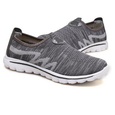 2018 Summer New Arrival Running Shoes MenMen's Sneakers<br>2018 Summer New Arrival Running Shoes Men<br><br>Available Size: 39-44<br>Closure Type: Slip-On<br>Feature: Breathable<br>Gender: For Men<br>Insole Material: PU<br>Lining Material: Synthetic<br>Outsole Material: Rubber<br>Package Contents: 1 x Shoes (pair)<br>Package Size(L x W x H): 30.00 x 20.00 x 10.00 cm / 11.81 x 7.87 x 3.94 inches<br>Package weight: 0.5000 kg<br>Pattern Type: Others<br>Season: Summer<br>Shoe Width: Medium(B/M)<br>Upper Material: Synthetic