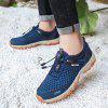 2018 Summer New Arrival Breathable Clibing Shoes - BLUE