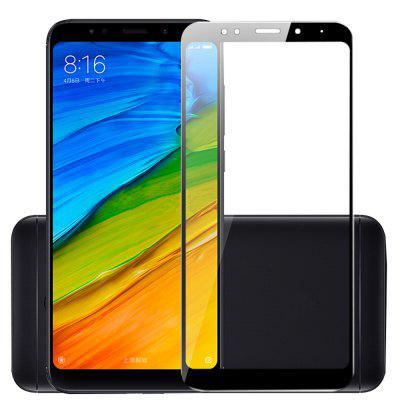 Tempered Glass Screen Protector for Xiaomi Redmi 5 Full CoverageScreen Protectors<br>Tempered Glass Screen Protector for Xiaomi Redmi 5 Full Coverage<br><br>Compatible Model: Redmi 5<br>Features: Protect Screen, High sensitivity, High-definition, Anti scratch<br>Mainly Compatible with: Xiaomi<br>Material: Tempered Glass<br>Package Contents: 1 x Tempered Glass Film , 1 x Cleaning Cloth , 1 x Professional Screen Wipe , 1 x Alcohol Prep Pad<br>Package size (L x W x H): 18.00 x 10.00 x 1.00 cm / 7.09 x 3.94 x 0.39 inches<br>Package weight: 0.0680 kg<br>Surface Hardness: 9H<br>Thickness: 0.26mm<br>Type: Screen Protector