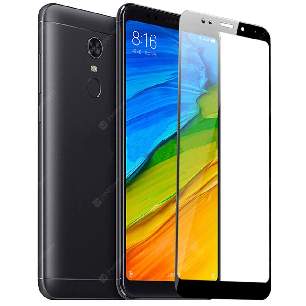 Tempered Glass Screen Protector For Xiaomi Redmi 5 Full Coverage Smile Redmi4x Clear 304 Free Shipping
