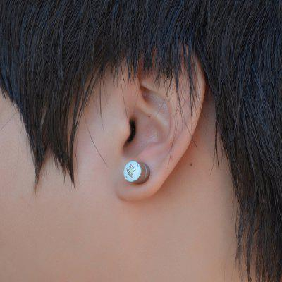 2PCS Zircon Magnet Luminous Earring For men And Women With Glittery EarringsNovelty lighting<br>2PCS Zircon Magnet Luminous Earring For men And Women With Glittery Earrings<br><br>Available Light Color: RGB<br>Material: Metal<br>Package Contents: 2 x Earring<br>Package size (L x W x H): 5.50 x 10.00 x 1.00 cm / 2.17 x 3.94 x 0.39 inches<br>Package weight: 0.0200 kg<br>Product size (L x W x H): 0.85 x 0.85 x 0.80 cm / 0.33 x 0.33 x 0.31 inches<br>Product weight: 0.0120 kg<br>Suitable for: Home, Exhibition, Home Decoration, Party, Holiday Decoration