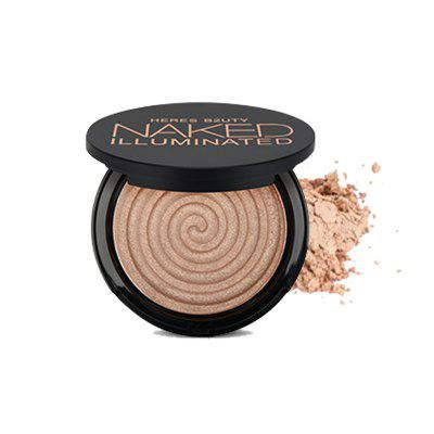 Buy HERES B2UTY Makeup Face Matte Bronze Trimming Highlighter Powder Illuminated Soft Mineral Long Lasting V Shape 11 for $8.90 in GearBest store