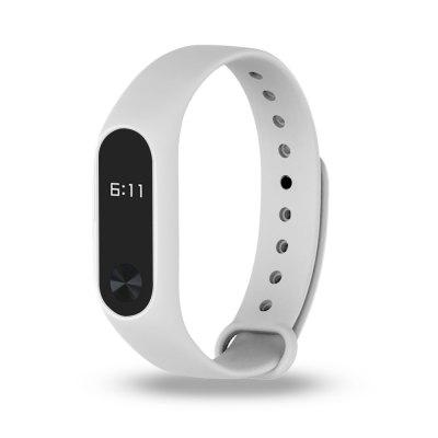 Colorful Silicone Wrist Strap Bracelet Double Color Replacement Watchband for Original Miband Xiaomi Mi band 2 WristbanSmart Watch Accessories<br>Colorful Silicone Wrist Strap Bracelet Double Color Replacement Watchband for Original Miband Xiaomi Mi band 2 Wristban<br><br>Color: Black,Blue,Green,Gray<br>Compatible with: Xiaomi Mi Band 2<br>Material: TPU<br>Package Contents: 1 x for Xiaomi Mi band 2 Wristbands<br>Package size: 11.00 x 10.00 x 3.00 cm / 4.33 x 3.94 x 1.18 inches<br>Package weight: 0.0300 kg