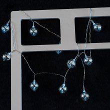 Scintillation Ball String Lights LED Home Decor Light Home Garden Battery Powered 1.65M 10 LED
