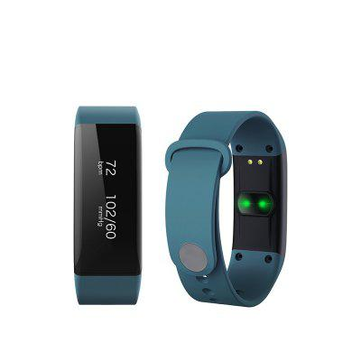 J Style Blood Pressure Heart Rate Smartband for Android iOS
