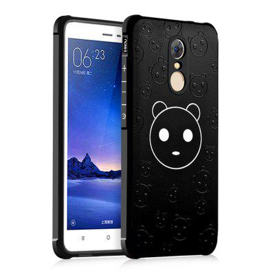 for Xiaomi Redmi Note 3 Shockproof Soft Silicone 3D Painting Fashion Full Protective Phone Case
