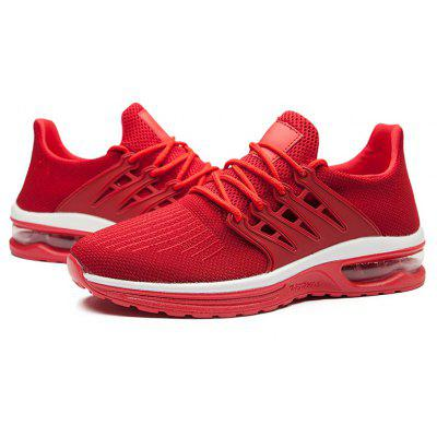 2018 New Arrival Air-Cushion Sports ShoesMen's Sneakers<br>2018 New Arrival Air-Cushion Sports Shoes<br><br>Available Size: 39-44<br>Closure Type: Lace-Up<br>Feature: Breathable<br>Gender: For Men<br>Insole Material: PU<br>Lining Material: Cotton Fabric<br>Outsole Material: Rubber<br>Package Contents: 1 x Shoes (pair)<br>Package Size(L x W x H): 30.00 x 20.00 x 10.00 cm / 11.81 x 7.87 x 3.94 inches<br>Package weight: 0.9000 kg<br>Pattern Type: Solid<br>Season: Summer<br>Shoe Width: Medium(B/M)<br>Upper Material: Cloth