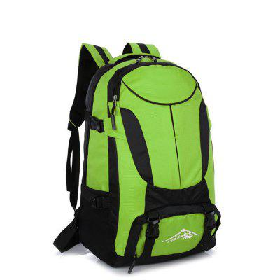 Outdoor Mountaineering Bag Large-capacity Hiking Unisex Backpack
