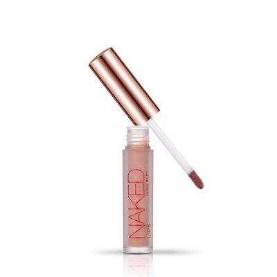 HERES B2UTY Non-stickup Matte Lip Gloss Creamy Nutritious Hydrating Easy to Wear Long Lasting 12 ColorsLip Makeup<br>HERES B2UTY Non-stickup Matte Lip Gloss Creamy Nutritious Hydrating Easy to Wear Long Lasting 12 Colors<br><br>Feature: Easy to Wear<br>Net weight(g/ml): 0.088 fz oz/6ml<br>Package Content: 1 ? Lip Gloss<br>Package size (L x W x H): 8.80 x 2.00 x 2.00 cm / 3.46 x 0.79 x 0.79 inches<br>Package weight: 0.0180 kg