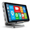DVRA4 5 Inch Android 4.4 Car DVR Cam FHD 1080P Wifi Wireless  Nice Night Vision - SILVER