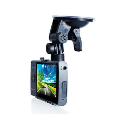 DVR209 Sucker Easy Dual Lens Rearview Car DVR HD 720P Nice Quality 3.5 Inch ScreenCar DVR<br>DVR209 Sucker Easy Dual Lens Rearview Car DVR HD 720P Nice Quality 3.5 Inch Screen<br><br>Anti-shake: Yes<br>Audio System: Built-in microphone/speacker (AAC)<br>Battery Capacity (mAh?: 280<br>Chipset: Allwinner F20<br>Class Rating Requirements: Class 4 or Above<br>Features: HD<br>Function: Delay Shutdown, One key locking, Time Stamp, Auto-Power On, G-sensor, Loop-cycle Recording, PC-Camera, Motion Detection<br>GPS: No<br>Image Format: JPEG<br>Image resolution: 5M (2592 x 1944)<br>Image Sensor: CMOS<br>Interface Type: AV-in, TF Card Slot<br>Lens Size: 3.5 inch<br>Max External Card Supported: TF 32G (not included)<br>Motion Detection Distance: 3 M<br>Night vision: No<br>Night Vision Distance: 2M<br>Operating Temp.: -20?-65?<br>Package Contents: 1 x Car Charger,  1 x Back Lens, 1 x Suction Mount, 1 x USB Cable, 1 x TV Cable , 1 x Manual( English, Chinese)<br>Package size (L x W x H): 21.50 x 14.50 x 9.00 cm / 8.46 x 5.71 x 3.54 inches<br>Package weight: 0.7500 kg<br>Parking Monitoring: No<br>Power Cable Length: 3.5 Meters<br>Screen size: 3.5inch<br>Screen type: LCD<br>Time Stamp: Yes<br>Track Log: None<br>Type: HD Car DVR Recorder, Reverse Camera<br>Video Frame Rate: 30FPS<br>Video Resolution: 720P (1080 x 720)<br>Waterproof: No<br>Waterproof Rating: No<br>Wide Angle: 120 degree wide angle<br>Working Time: Works until Car turns off<br>Working Voltage: 12-24V