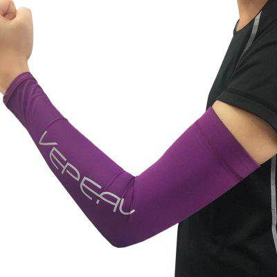 Vepeal Paired Breathable Icy Cold Quick Drying Sunscreen  Outdoor Sport Arm Sleeve Pad