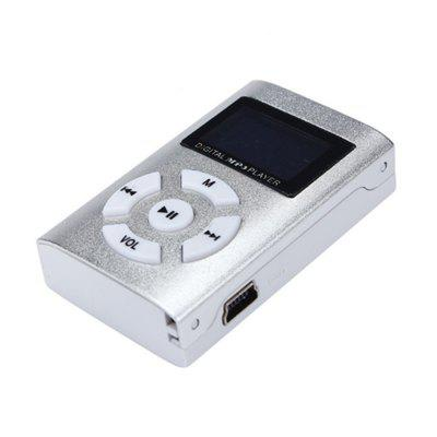 Start Sport Relax USB Mini MP3 Player LCD Screen Support 32GB Micro SD TF CardMP3 &amp; MP4 Players<br>Start Sport Relax USB Mini MP3 Player LCD Screen Support 32GB Micro SD TF Card<br><br>Battery Type: lithium battery<br>Extension card: TF card (not included)<br>Interface: USB<br>Memory Play: Yes<br>Package Contents: 1 x MP3<br>Package size (L x W x H): 5.00 x 5.00 x 1.30 cm / 1.97 x 1.97 x 0.51 inches<br>Package weight: 0.0290 kg<br>Product weight: 0.0200 kg<br>Waterproof: No