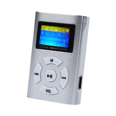 Start Sport Relax USB Mini MP3 Player LCD Screen Support 32GB Micro SD TF Card