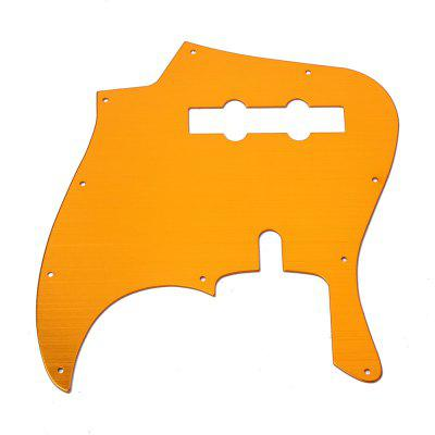 10 Holes JB Pickguard Pick Guards Scratch Plate for Standard Jazz Bass