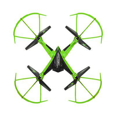Attop A10C  RC Drone with Headless Mode / 6-axis Gyroscope / 360 Degree FlipRC Quadcopters<br>Attop A10C  RC Drone with Headless Mode / 6-axis Gyroscope / 360 Degree Flip<br><br>Battery: 3.7V / 800 mAH<br>Built-in Gyro: 6 Axis Gyro<br>Channel: 4-Channels<br>Charging Time.: 90 - 120 minutes<br>Compatible with Additional Gimbal: No<br>Detailed Control Distance: About 100m<br>Features: Camera<br>Flying Time: 6-8mins<br>Functions: Aerial Photography, One Key Follow, One Key Landing, One Key Taking Off, Headless Mode, Camera, Up/down, Forward/backward, Turn left/right, Speed up, Sideward flight, With light, 360 degrees spin, 3D rollover<br>Level: Beginner Level<br>Model Power: Built-in rechargeable battery<br>Package Contents: 1 x Aircraft ( Battery Included ) ;  1 x  Remote Control;  1 x USB Data  Cable;   1 x   Tail Leaves;   1 x Screwdriver;  1 x  English  Instruction Book.<br>Package size (L x W x H): 60.00 x 43.00 x 15.00 cm / 23.62 x 16.93 x 5.91 inches<br>Package weight: 1.3580 kg<br>Product size (L x W x H): 41.00 x 41.00 x 11.00 cm / 16.14 x 16.14 x 4.33 inches<br>Product weight: 0.1385 kg<br>Radio Mode: Mode 2 (Left-hand Throttle)<br>Remote Control: Radio Control<br>Type: Quadcopter