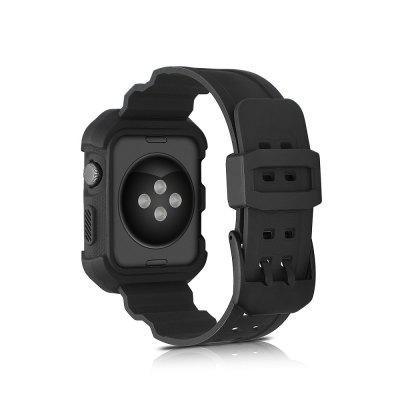 The 38MM Smart Watch Sport Soft Silicone Strap Is Suitable for The Apple Watch Series 3/2/1 GenerationApple Watch Bands<br>The 38MM Smart Watch Sport Soft Silicone Strap Is Suitable for The Apple Watch Series 3/2/1 Generation<br><br>Material: Silicone<br>Package Contents: 1 xstrap<br>Package size (L x W x H): 26.00 x 8.00 x 2.00 cm / 10.24 x 3.15 x 0.79 inches<br>Package weight: 0.0260 kg<br>Product size (L x W x H): 24.00 x 0.38 x 0.01 cm / 9.45 x 0.15 x 0 inches<br>Product weight: 0.0200 kg<br>Type: Smart watch / wristband band