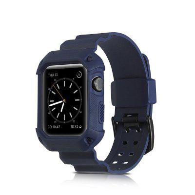 A correia de silicone macio de 38MM Smart Watch Sport é adequada para o Apple Watch Series 3/2/1 Generation