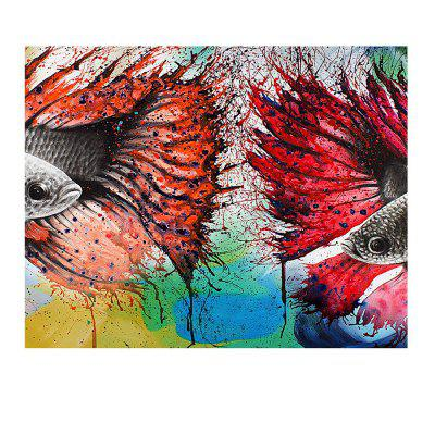 Printing Oil Painting Modern Decorative Color Goldfish Home Wall ArtPrints<br>Printing Oil Painting Modern Decorative Color Goldfish Home Wall Art<br><br>Craft: Print<br>Form: One Panel<br>Material: Canvas<br>Package Contents: 1 x Prints<br>Package size (L x W x H): 76.00 x 5.00 x 5.00 cm / 29.92 x 1.97 x 1.97 inches<br>Package weight: 0.6000 kg<br>Painting: Without Inner Frame<br>Product size (L x W x H): 60.00 x 90.00 x 0.30 cm / 23.62 x 35.43 x 0.12 inches<br>Product weight: 0.3000 kg<br>Shape: Horizontal Panoramic<br>Style: Vintage/Nostalgic Euramerican Style, Office/Business, Modern / Contemporary, Art Deco, Office<br>Subjects: Abstract<br>Suitable Space: Bathroom,Bedroom,Boys Room,Cafes,Corridor,Dining Room,Game Room,Garden,Girls Room,Hallway,Hotel,Kids Room,Kids Room,Kitchen,Living Room,Office,Study Room / Office