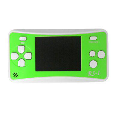 DOYO RS-1 2.5 inch LCD Portable Handheld Game Console Built in 152 8 bit C3 Game As a Gift for ChildrenHandheld Games<br>DOYO RS-1 2.5 inch LCD Portable Handheld Game Console Built in 152 8 bit C3 Game As a Gift for Children<br><br>Brand: Other<br>Compatible with: TV, Built-in Games<br>Features: Other<br>Language: English,Chinese<br>Package Contents: 1 x Game Console,1 x User Manual,1 x AV Cable ,1x Package<br>Package size: 14.10 x 10.20 x 3.05 cm / 5.55 x 4.02 x 1.2 inches<br>Package weight: 0.2000 kg<br>Pre-positioned Games Number: 152 in 1<br>Product size: 11.00 x 6.00 x 2.00 cm / 4.33 x 2.36 x 0.79 inches<br>Product weight: 0.1200 kg