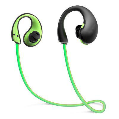 Bluetooth 4.1 Sport Headphone Waterproof IP66 Wireless Outdoor with LED Light