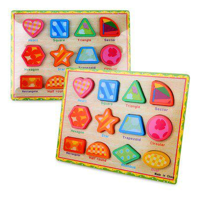 Polygon Woodiness Jigsaw PuzzleLogic &amp; Puzzle Toys<br>Polygon Woodiness Jigsaw Puzzle<br><br>Gender: Boys<br>Materials: Wood<br>Package Contents: 1 x Jigsaw Puzzle<br>Package size: 30.10 x 2.10 x 22.60 cm / 11.85 x 0.83 x 8.9 inches<br>Package weight: 0.4000 kg<br>Product weight: 0.3900 kg<br>Stem From: Other<br>Style: Geometric Shape<br>Theme: Other<br>Type: Jigsaw Puzzle