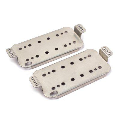 Guitar Neck Bridge Humbucker Pickup Base Plate 50mm 52mm Pole Spacings 2PCS