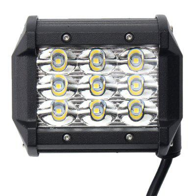 4 Inch 54W LED Flood Beam Car Off Road Truck Work Light DC 10-30V