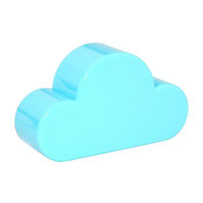 Multifunctional Clouds Style Magnetic Collector Keys Housekeeper