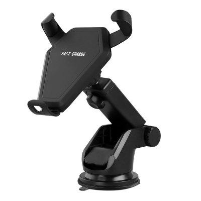 Fast Wireless Charger Car Mount Air Vent Stand or Home ChargerOther Car Gadgets<br>Fast Wireless Charger Car Mount Air Vent Stand or Home Charger<br><br>Input ( Car Charger ): 5V/2A<br>Material ( Cable&amp;Adapter): ABS<br>Output ( Car Charger ): 9V/1.8A<br>Package Contents: 1 x Fast Car Charger, 1 x Air Vent Mount, 1 x Suction Mount, 1 x Micro USB Cable, 1 x English User Manual<br>Package size (L x W x H): 12.00 x 13.00 x 15.00 cm / 4.72 x 5.12 x 5.91 inches<br>Package weight: 0.3000 kg<br>Product size (L x W x H): 11.80 x 12.00 x 13.00 cm / 4.65 x 4.72 x 5.12 inches<br>Product weight: 0.2000 kg<br>Working Temp.(?): 30