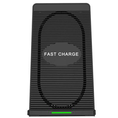 Wireless Charging Pad Stand Built-in Cooling FanChargers &amp; Cables<br>Wireless Charging Pad Stand Built-in Cooling Fan<br><br>Color: Black<br>Compatible Devices: Samsung Mobile Phone<br>Mainly Compatible with: Samsung Galaxy Note 7, Nokia Lumia 920/820, Samsung S6, HTC 8X, SAMSUNG, Apple<br>Package Contents: 1 x Fast Wireless Charger , 1 x Fast Micro USB Cable , 1 x English Instruction Manual<br>Package size (L x W x H): 14.00 x 8.50 x 8.00 cm / 5.51 x 3.35 x 3.15 inches<br>Package weight: 0.1700 kg<br>Product weight: 0.1300 kg