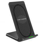 Gearbest Wireless Charging Pad Stand Built-in Cooling Fan