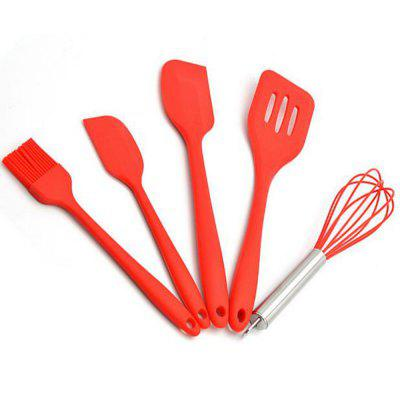 Five Pieces of Baking Tools