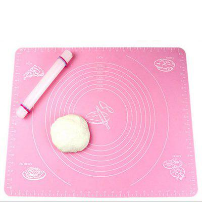 Baking Silicone Pad Mat Rolling Flour Knead Face Mat Kitchen GadgetBaking &amp; Pastry Tools<br>Baking Silicone Pad Mat Rolling Flour Knead Face Mat Kitchen Gadget<br><br>Material: Silicone<br>Package Contents: 1 x Silicone Pad<br>Package size (L x W x H): 10.00 x 10.00 x 3.00 cm / 3.94 x 3.94 x 1.18 inches<br>Package weight: 0.1900 kg<br>Type: Bakeware